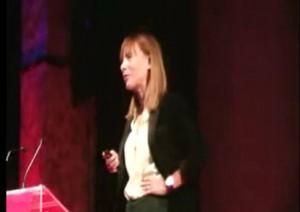 Charla María Garaña, Presidenta de Microsoft