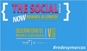 V Observatorio de Redes Sociales The Cocktail Analysis