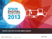 Spain Digital Future in Focus 2013