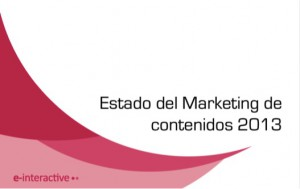 Estado del Marketing de Contenidos 2013