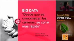 Big Data Gemma Muñoz